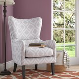 Oday Wingback Chair by Alcott Hill®
