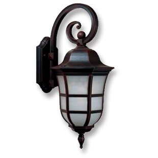 Looking for Vail 1-Light Outdoor Wall Lantern By Beldi
