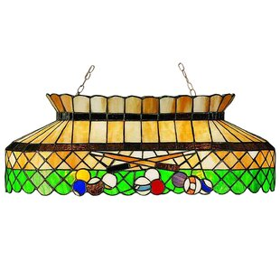 Tiffany 6-Light Billiard Light by Meyda Tiffany