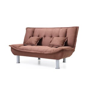Hertford Sleeper Convertible Loveseat by Latitude Run
