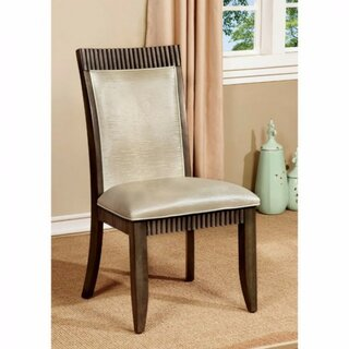 Alwin Upholstered Dining Chair (Set of 2) by Darby Home Co SKU:EE418205 Price Compare
