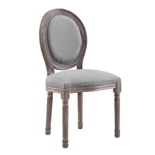 Vicente French Upholstered Dining Chair b..