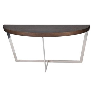 Bank Street Console Table by Brayden Studio