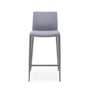 Gastonville Modern 25.5 Bar Stool by Brayden Studio Top Reviewst