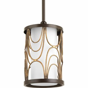 Ebern Designs Barba 1-Light Cylinder Pendant