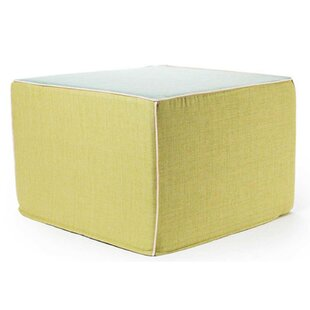 Rebel Window Ottoman in Celery and Mint by Jiti