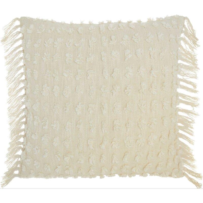 Tribble Cotton Throw Pillow Cover Insert Reviews Allmodern