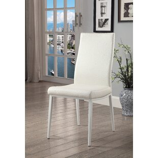 Juhl Upholstered Dining Chair (Set of 2) Orren Ellis