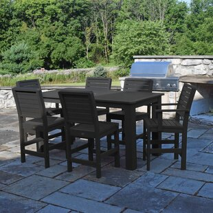 Darby Home Co Berry 7 Piece Dining Set