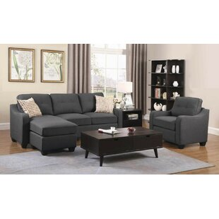 Bloxom 2 Piece Living Room Set..