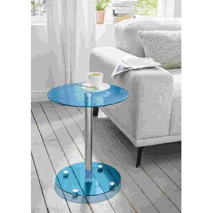 Ahaziah Side Table By 17 Stories