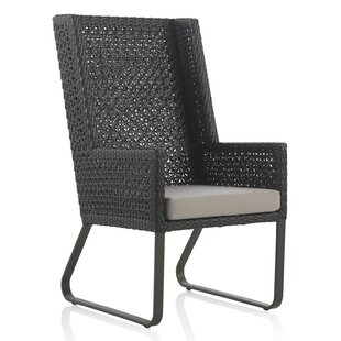 Cotto Aluminium High Backrest Chair By Bay Isle Home
