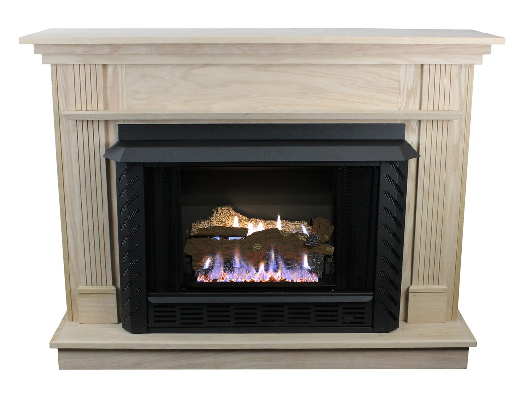 Ashley Hearth Vent Free Propane Fireplace & Reviews | Wayfair