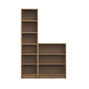 Latitude Run Gabriela Piece Standard Bookcase