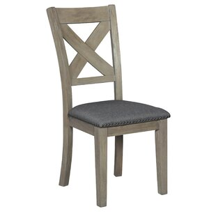 Bromborough Upholstered Dining Chair (Set..