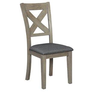 Bromborough Upholstered Dining Chair (Set..