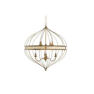 Gabby 8-Light Globe Chandelier