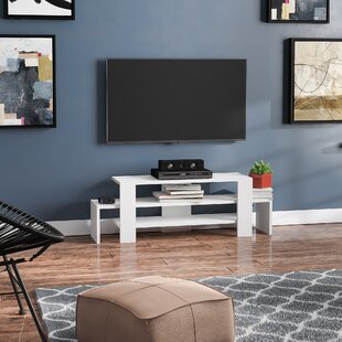 Quach TV Stand for TVs up to 43 by Wrought Studio