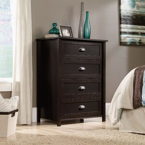 Rossford 4 Drawer Chest by Three Posts
