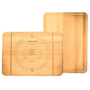 Wood Pastry Board