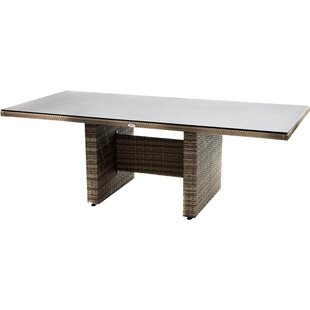 Balmore Rattan Dining Table By Sol 72 Outdoor