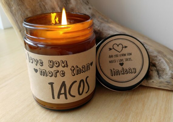 Define Design Etc I Love You More Than Milk And Honey Scented Jar Candle Wayfair