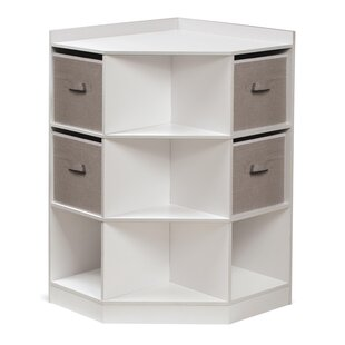 Lavanya Corner Cubby Toy Organizer by Isabelle amp Max
