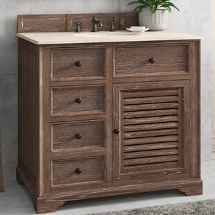 Top Reviews Osmond 36 Single Bathroom Vanity Base Only By Greyleigh