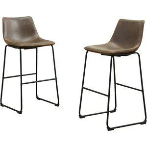 Bamey 29″ Bar Stool (Set of 2)