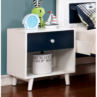 Sea Dog 1 Drawer Nightstand