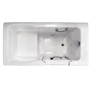 Finestra 60 x 36 Skirted Whirlpool Bathtub by Jacuzzi®
