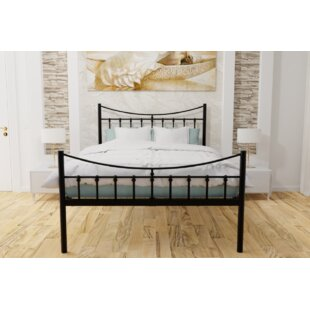Matelles Bed Frame By Lily Manor