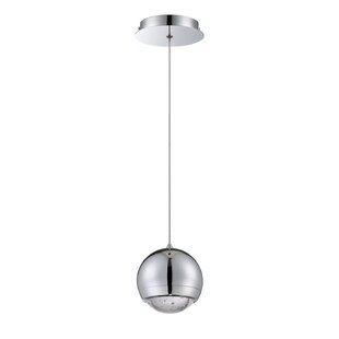 Kendal Lighting Spumante 1-Light Globe Pendant