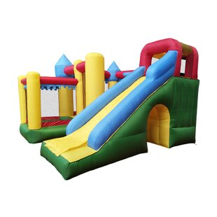 ALEKO Inflatable Bounce House