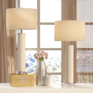 Peterson 32.5 Table Lamp (Set Of 2) by Willa Arlo Interiors Wonderful