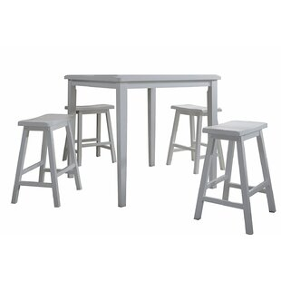 Easton 5 Piece Pub Table Set