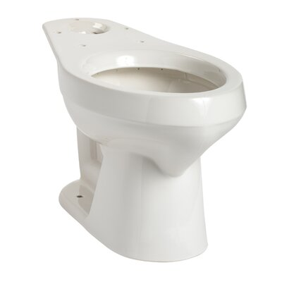 Mansfield Plumbing Products Summit Elongated Toilet Bowl
