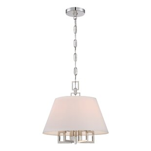 Brayden Studio Longley 5-Light Cone Pendant