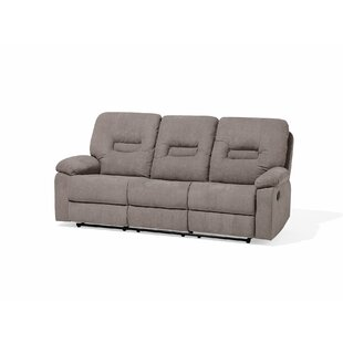 Wiggin 3 Seater Reclining Sofa By Brayden Studio