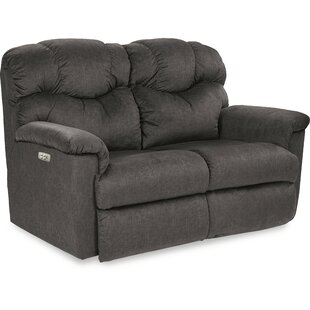 Shop Lancer Time Power Reclining Loveseat by La-Z-Boy