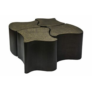 Compare & Buy Ingot Alchemist 2 Piece Coffee Table Set by Seasonal Living Reviews (2019) & Buyer's Guide