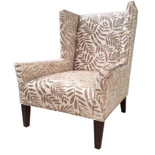 Adalheida Wingback Chair