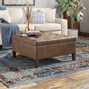 Sigler Tufted Tail Ottoman