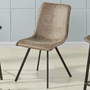 Shanelle Upholstered Dining Chair (Set of 2) Union Rustic