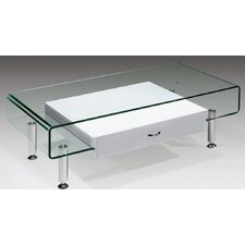 Glass Coffee Table by Creative Images International