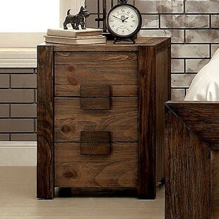 Barneveld 3 Drawer Nightstand