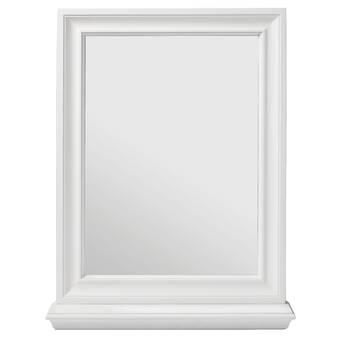Rosdorf Park Crider Bathroom Vanity Mirror Reviews Wayfair
