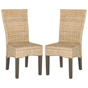 Beachcrest Home Calypso Dining Chair (Set of 2)