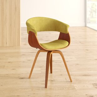 Reuven Upholstered Dining Chair by Langle..