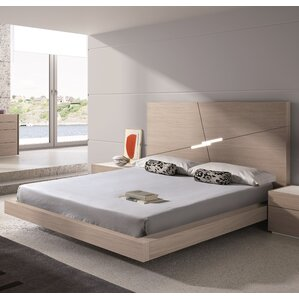 Bridgeport Platform Bed by Wade Logan